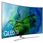 "Samsung 65"" QLED Q8C Curved 4K Smart TV"